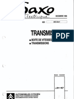 Saxo Transmission 6