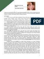 Konsultasi Parenting WH-Mencegah Pengaruh Negatif Televisi Final