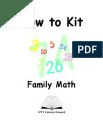 Math Family