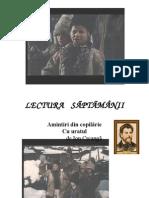 LECTURA   SÃPTÃMÂNII-8