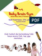 Baby Brain Gym