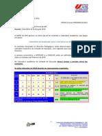 Calendario Graduacao 2014 Aprovado UPE