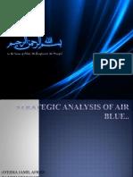Air Blue presentation