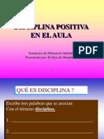 5.2 Disciplina