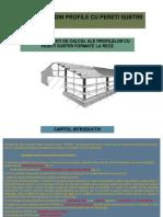 Structuri Din Profile Cu Pereti Subtiri (Romana 1) (2)