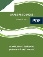 saleskit grass residences jan 2013
