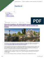 Oportunidades de Estudo Na Holanda