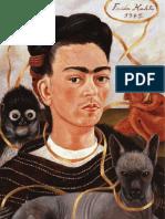 Luis Roberto Vera - Frida Gesto íntimo, mirada ancestral