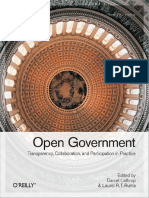 Open Government (Excerpt)