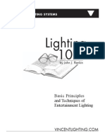 Basic Principles Lighting