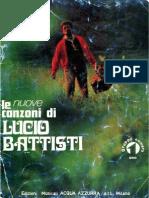 Lucio Battisti - Le Nuove Canzoni