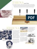 ATHENA Catalogue