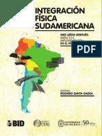 R.Santa - Integración física sudamericana