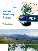 Danau Bandung Purba - Badan Geologi - 31-10-2013