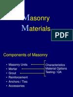 Masonry 2