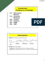 18 Transformarea Aa in Compusi Cu Rol Biologic