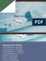 PROCESSO DE ATRIBUIÇÃO DE AULAS 2014