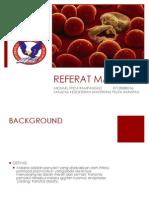 Malaria Referat