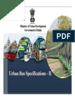 Urban Bus Spec II