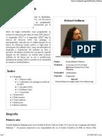 Richard Stallman - Wikipedia, La Enciclopedia Libre