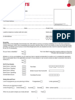 Application Form Bc Ielts Scholarship 2014