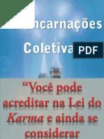 PALESTRA - DESENCARNAÇÕES COLETIVAS