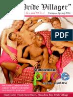 Curacao Pride Villager