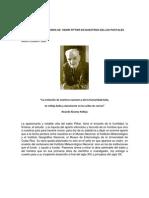 Presencia de La Obra de Henri Francois Pittier en Nuestro