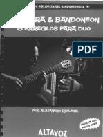 Tangos_Guitarra & Bandoneon - 13 Arreglos Para Duo