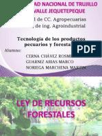 Ley de Recursos Forestales (2)