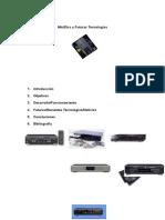MiniDisc y Futuras Tecnologías