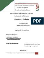 PRACTICA 5 Cinematica
