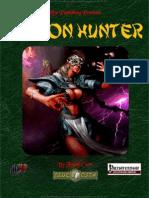 Pathfinder RPG Demonhunter