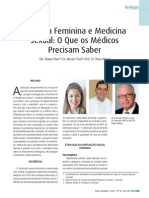 Urologia Feminina e Medicina Sexual