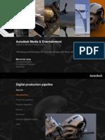 Autodesk 2009 Materials