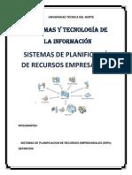Sistemas de Planificacio