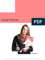 Pascal Tutoriala guide