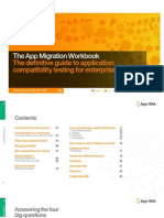 The App Migration Workbook