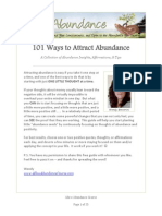 Allow Abundance Course