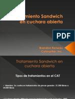 Tratamiento Sandwich Abierto en Cuchara