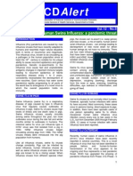 Monthly Newsletter of National Institute of Communicable Diseases, Directorate General