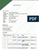 Hewitt v Law Office David Stern-09-CA-036046 Docket Report