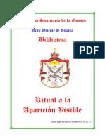 Levi Eliphas - Ritual a La Aparicion Visible