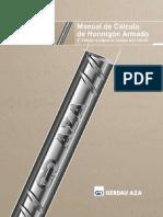Manual de Calculo de Hormigon Armado ACI