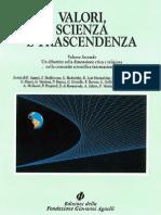 AA VV Valori Scienza e Trascendenza Vol II
