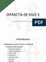 DIFRACTIA de Raze X