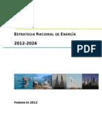 Estrategia Nacional de Energia