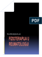 Fizioterapija u Reumatologiji-1