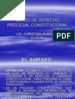 Diapositivas Derechos Procesal Constitucional 1