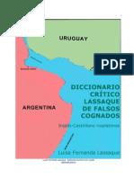 Diccionario Crítico Lassaque de Falsos Cognados